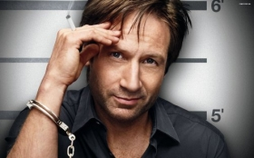 Californication 32 Hank Moody, David Duchovny